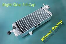 Aluminum Radiator KTM 250/350/400/450/530 XC-W EXC-R XCR-W 2007-2011 Right Side