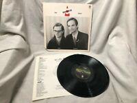 Kraftwerk Ralf & Florian LP Vinyl Album Vertigo Records VEL-2006 VG/VG