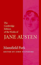 Mansfield Park (The Cambridge Edition of the Works of Jane Austen)-ExLibrary