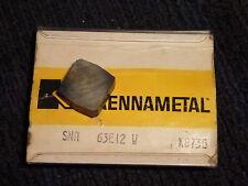 5 Pack Kennametal  Carbide Insert SNA 63E12 W K8735
