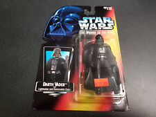 Kenner Star Wars The Power of the Force Darth Vader Red Card Figure Brand New!
