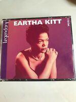 Eartha Kitt - Legendary -  3 CD Fat Box