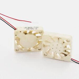 1pc SUNON UF3H3-700 3V 0.037A 1703 1.7cm Brushless Mini DC Cooling Fan White