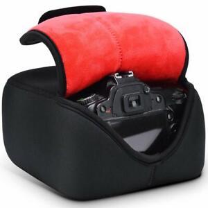 Big DSLR Camera Bag Shoulder Case Storage Cover Bag for DSLR Camera