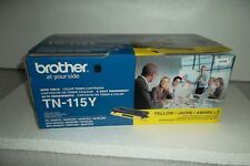 Brother TN-115Y Toner Cartridge Yellow 4K High-Yield HL-4040CDN  TN115Y OEM NEW