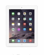 Apple iPad 9.7 Inch4th GenRetina LCD 16GB Wi-Fi 4G LTE White excellent Condition