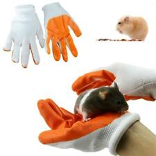 Hamster Anti-Bite Gloves Rabbit Chinchilla Guinea Pig Protection Pet Supplies