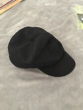JUICY COUTURE Black Wool Hat