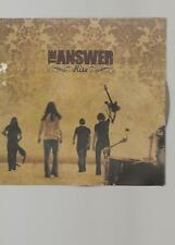 CD album -  THE ANSWER - RISE    DC3/ A