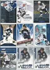 Martin St. Louis  17-Insert Lot + 2 = 19-Total Cards