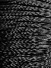 550 Paracord Mil Spec Type III 7 strand parachute cord 10,25,50,100 ft