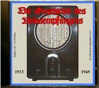 Die Geschichte der Volksempfänger / DKE38 VE301 / Radio Rundfunk