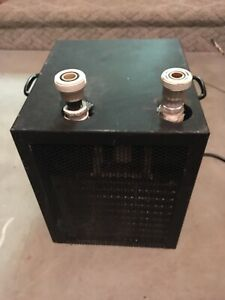 Custom Sealife 1/4 Power Cooler Aquarium w/ Single Stage LCD Controller