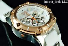 Invicta Men's 52mm SPEEDWAY VIPER Swiss Z60 Chrono MOP Dial Rose Tone SS Watch