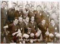 Karlsruher SC + DFB Pokal Sieger 1955 + Fan Big Card Edition F158 +