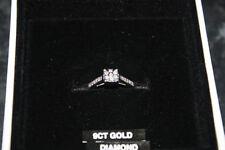 White Gold Fine Diamond Rings Warren James