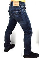 True Religion Men's $369 Geno Super T Slim Straight Jeans - MDAE08N22P