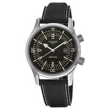 New Longines Legend Diver Automatic Men's Watch L3.674.4.50.0