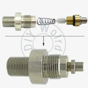 Super! High Pressure Valve for Condor Airgun PCP CO2 Airforce & 6.0/9mm Tophat