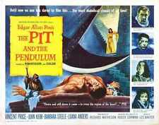 Pit And Pendulum Poster 02 A2 Box Canvas Print