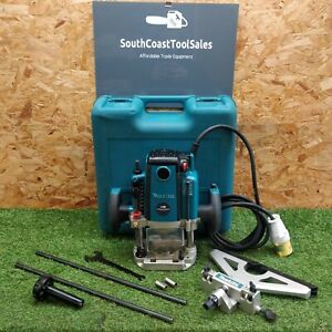MAKITA RP2301FC ROUTER 110 VOLTS CASED & ACCESSORIES . GWO . FREE P&P '3029