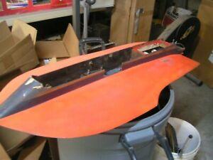 "Shovel Head HydroPlane Project, 36"" X 18"", gear installed, Needs restoring"