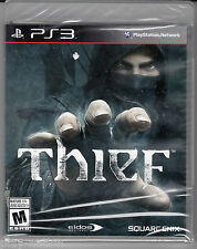 Thief (Sony PlayStation 3, 2014) **BRAND NEW**