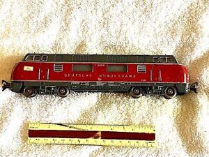 Fleischmann DB V200 Diesel Locomotive