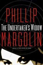 Philip Margolin~THE UNDERTAKER'S WIDOW~SIGNED 1ST/DJ~NICE COPY