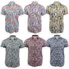 Chemises décontractées et hauts hawaïennes pour homme