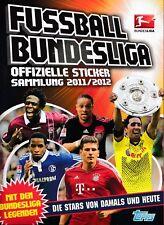 Topps fútbol liga 2011/2012 - 10 seleccionar sticker