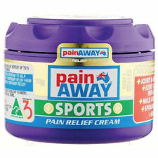 PAIN AWAY SPORTS PAIN RELIEF CREAM 70G JOINT & MUSCULAR PAIN SPRAINS STRAINS