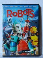 Robots  DVD Widescreen Edition 2005 Blue Sky Studios