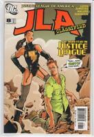 JLA Classified #8 Booster Gold Beetle Fire Elongated Man Guy Gardner 9.6