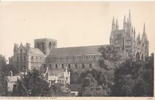 Cambridgeshire Postcard - Peterborough Cathedral - North West -  Ref W517