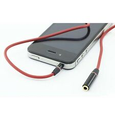 3.5mm Male to Female Stereo Audio Headphone Extension Cable for iphone ipod ipad