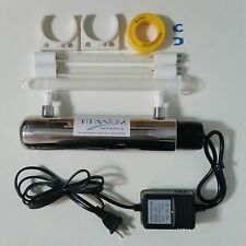 Get 1 free 6W UV lamp Ultraviolet water sterilizer filter for RO wate 120L/hr