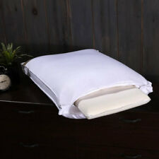 Extraordinary Support Adjustable White Duck Down Pillow-Medium to Firm