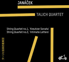 Janacek / Schulhoff - String Quartets 1 & 2 [New CD]