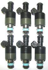Set of Six BRAND NEW GM OEM Fuel Injectors for GM 3.1L & 3.4L V6's, 1993-1999