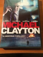 Michael Clayton (DVD) George Clooney, Tom Wilkinson, Tilda Swinton...pm37