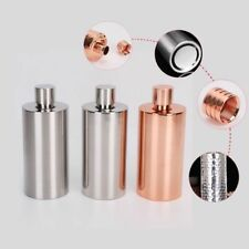 Creative Electroplate Water Bottle Stainless Steel Alcohol Liquor Hip Flasks