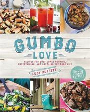 Gumbo Love Recipes for Gulf Coast Cooking Cook Book Hardcover New