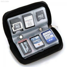C09E Camera Memory Card SD TF Storage Case Carrying Pouch Bags Holder Organizer