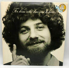 "Keith Green 12"" LP For Him Who Has Ears to Hear Sparrow SPR-1015 1977"