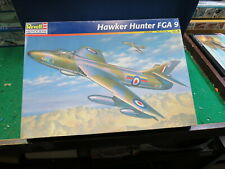 1/32 REVELL HAWKER HUNTER FGA 9