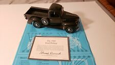 Franklin Mint 1940 Ford Pickup Truck 1:24 Scale Diecast Model