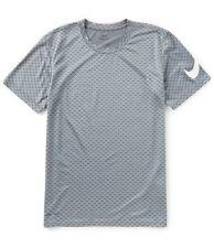 Nike -Dry Knurling Short Sleeve Legend Training Shirt 878206 065 Nwt