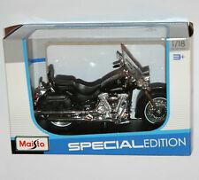 Maisto - YAMAHA 2001 ROAD STAR SILVERADO Motorbike - Model Scale 1:18