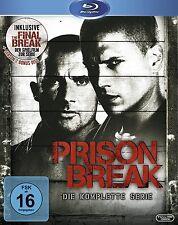 Prison Break - Die komplette Serie inkl. The Final Break - Blu Ray - Neu u. OVP